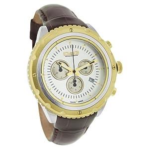 Dolce & Gabbana Herren Armbanduhr Chronograph für 129€ (Preisvergleich 300€)