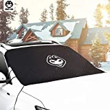 ZHUAI MAO Car Windshield Cover, Sun Shade Triple