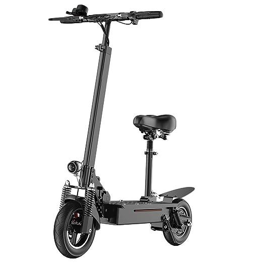 Y&XF Scooter eléctrico con Sistema de Plegado fácil de 3 ...