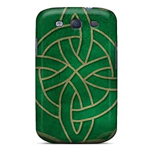 DaMMeke Case Cover Protector Specially Made For Galaxy S3 Croix Celtes