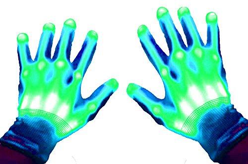 GlowC (Halloween Gloves)