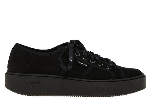 Zapatillas Victoria 260116 en Negro, 41 EU: Amazon.es: Zapatos y complementos