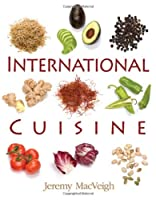 International Cuisine Front Cover
