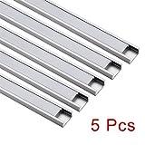 uxcell LED Aluminum Channel - 1M/3.28Ft Led