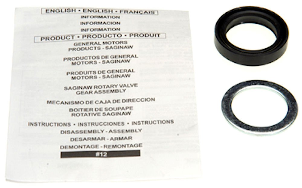 Edelmann 7856 Power Steering Gear Box Lower Pitman Shaft Seal Kit