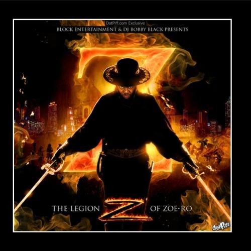 The Legion Of Zoe-ro (Zoe Block)