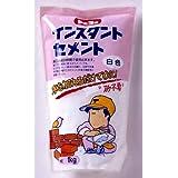 インスタントセメントスタンドタイプ 1kg 白 トーヨーマテラン 【商品CD】TZ0012
