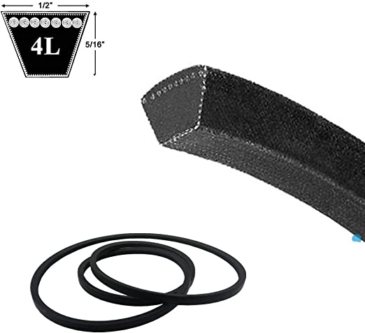 D/&D PowerDrive 205517 Snapper INC Kevlar Replacement Belt Aramid 1 Number of Band