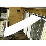 Comolife UV & Solar Radiation Heat Protewction Sun Shade Blind , Size : L76.05 x W35.1 inches