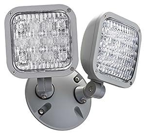 Lithonia Lighting ELA LED T WP M12 Thermoplastic LED Emergency Remote Head by Lithonia Lighting