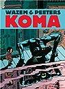 Koma :  : Intégrale en couleur par Moreau
