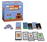 Super Mario Bros Power Up Card Game |Super Mario Brothers Video Game Nintendo NES Artwork |Fast paced card games |Easy to learn and quick to play |Fun game for all the whole family and any Mario Fan