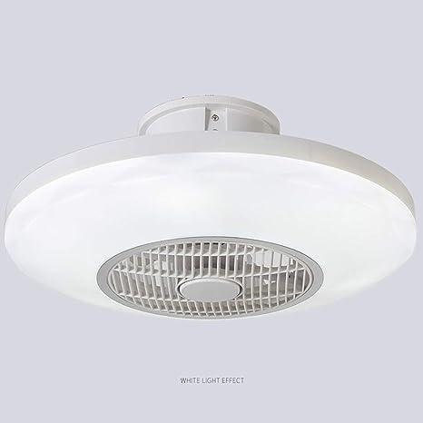 JGRH - Lámpara minimalista para ventilador de techo, para ...
