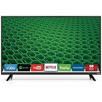 Vizio D43-D1 43-inch 1080p 120Hz LED Smart HDTV (Certified Refurbished)
