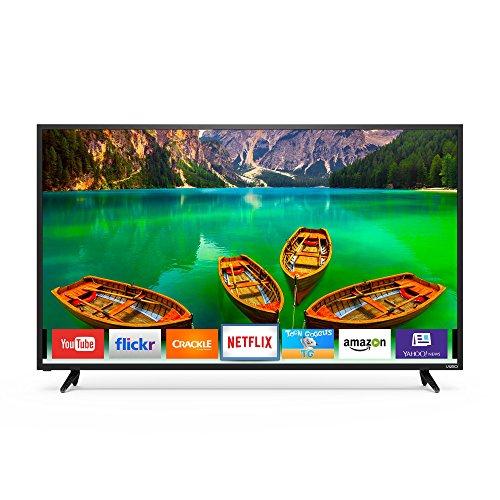 Vizio D43-E2 43in 4K UHD Smart LED TV (Renewed)