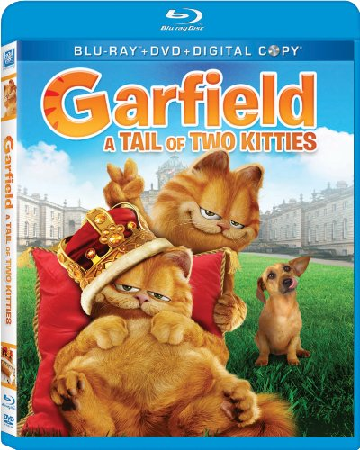 Garfield: Tail of Two Kitties [Blu-ray]