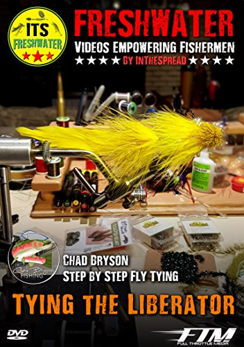 Tying the Liberator - In The Spread Fly Fishing