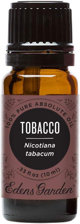 Edens Garden Tobacco- Absolute Essential Oil, 100% Pure Therapeutic Grade, 10 ml
