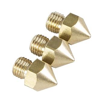 Amazon.com: Zamtac - Juego de 3 boquillas 3D para impresora ...