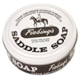 Fiebing Company Saddle Soap, White, 12-Ounce