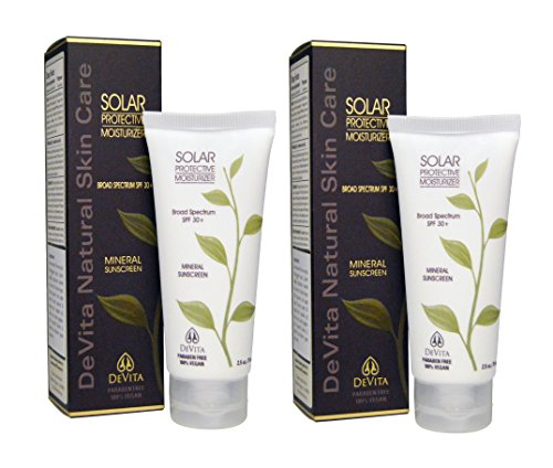 Devita Natural Skin Care Solar Protective Moisturizer Spf 30 - 6