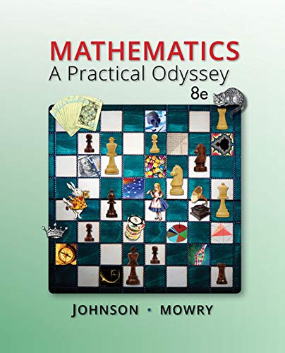 WebAssign for Johnson/Mowry's Mathematics: A Practical Odyssey, 8th Edition [Online Code] by Cengage Learning