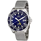 Invicta Men's 6348 Grand Pro Diver Collection Stainless Steel Mesh Watch