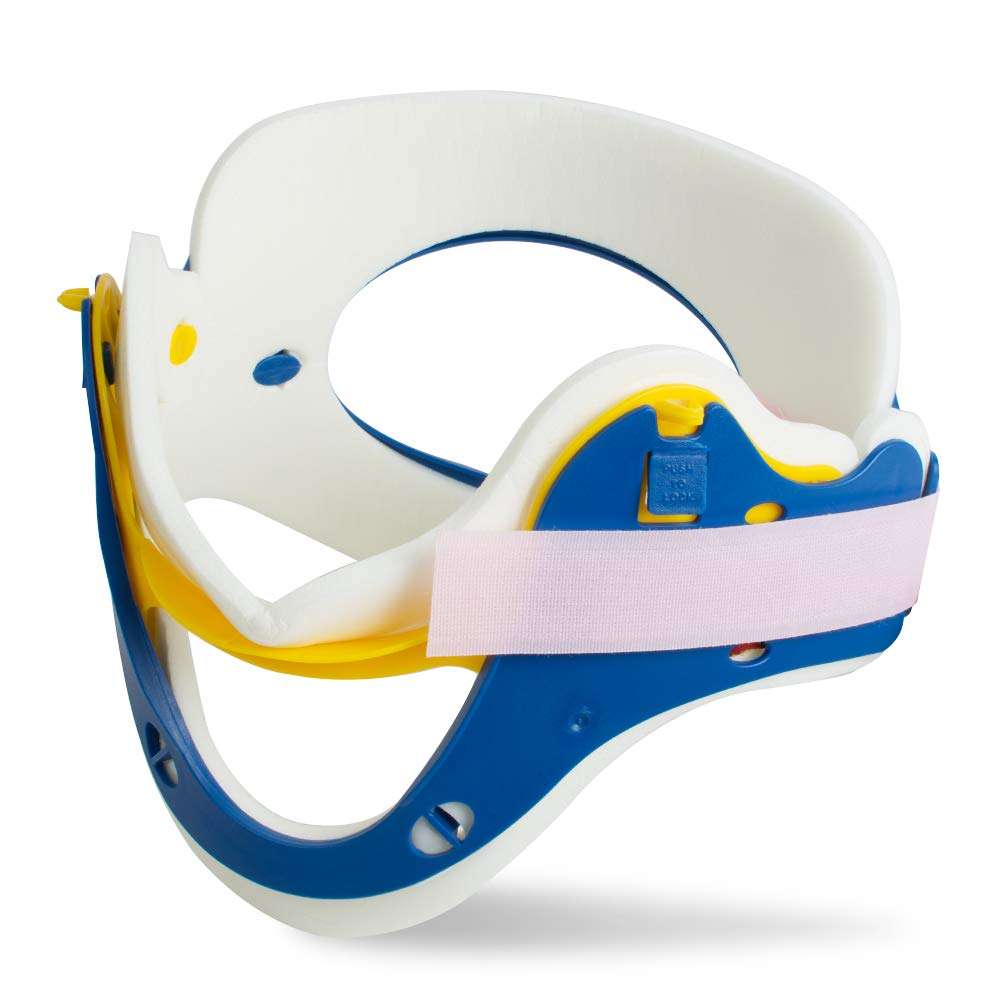 Buy Adjustable Neck Collar for Child, Emergency Cervical Collar Universal Medical Stabilization to Aid in Recovery After Neck Surgery Online at Low Prices in India - Amazon.in