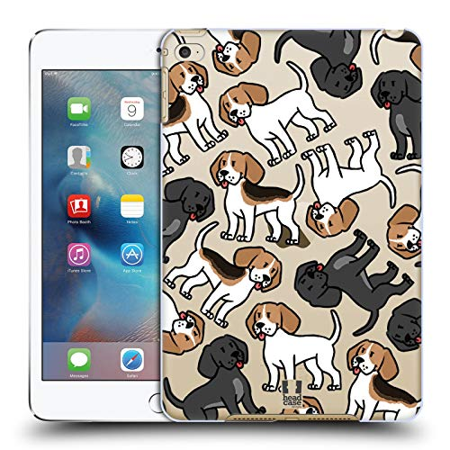 Head Case Designs Treeing Walker Coonhounds Dog Breed Patterns 15 Hard Back Case for iPad Mini 4 - Dog Breed Coonhound