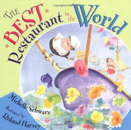 Download The Best Restaurant in the World ebook