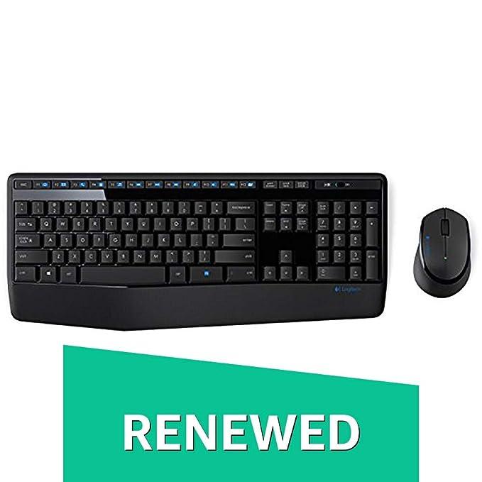 Logitech Mk275 Wireless keyboard mouse Combo Set Best Price
