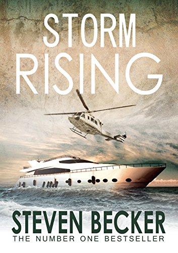 Storm Rising: A Virgin Islands Adventure by Steven Becker ebook deal
