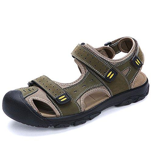 Sandalias Senderismo Sandalias Libre Ocasionales Aire Usables Tamaño Al Zapatos 38 De F Y Gran Zapatos De 48 Antideslizantes Playa Deportes De Hombres Los rqXr4Ww8