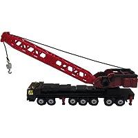 BALLOONSHOP 1:87 Die Cast Metal Mobile Crane Truck