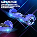 YHR Hoverboards with LED Lights UL2272 Certified
