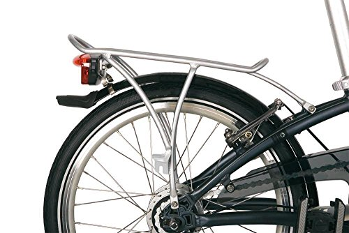 Dahon Bike Rear Rack (Silver, 20-Inch)