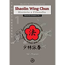 Shaolin Wing Chun Manual do Estudante Vol. 1 (Portuguese Edition)