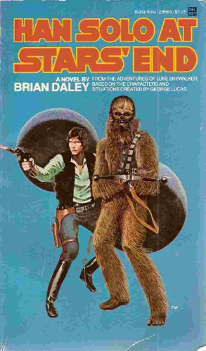 Han Solo At Stars' End From the Adventures of Luke Skywalker