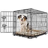 Petco Classic 1-Door Dog Crate, 30″ L x 19″ W x 21″ H, Medium