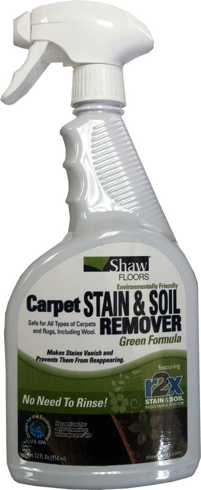 Amazon Com Shaw R2x Carpet Stain Amp Soil Remover