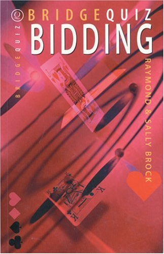 Bridge Quiz: Bidding (Bridge Quiz Books)
