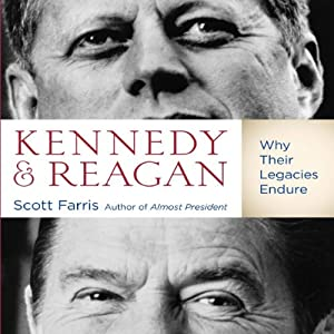 Kennedy and Reagan Audiobook
