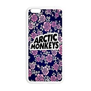 Customize TPU Gel Skin Case Cover for iphone 6+, iphone 6 plus Cover (5.5 inch), Arctic Monkeys