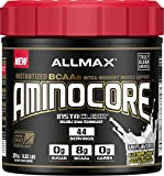 ALLMAX Nutrition Aminocore BCAAs, 100% Pure 45:30:25 Ratio, Unflavored, 374 g