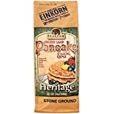 Ancient Grain Pancake Mix: Heritage Blend: with Einkorn, Teff and Chia