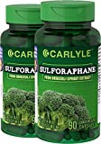 Cheap Carlyle Sulforaphane Broccoli Sprouts 180 Capsules