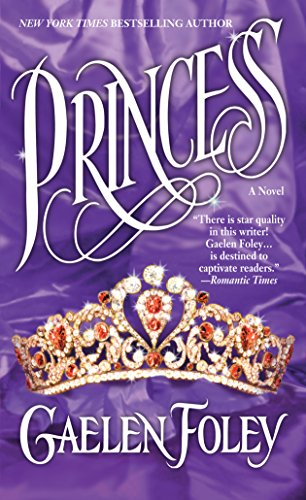 Princess: (Book 2 in the Ascension Trilogy) by [Foley, Gaelen]