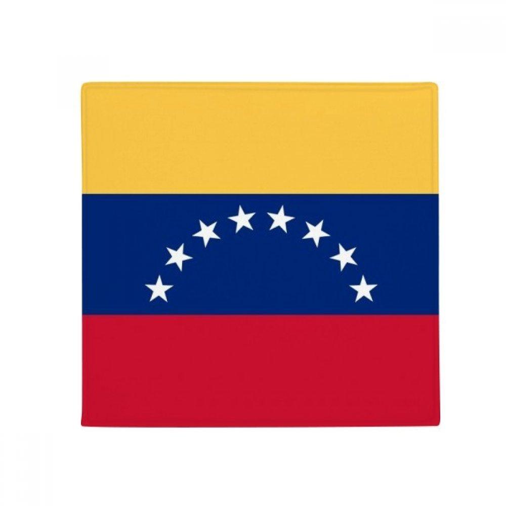 60X60cm DIYthinker Venezuela National Flag South America Country Anti-Slip Floor Pet Mat Square Bathroom Living Room Kitchen Door 60 50Cm Gift