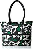 Vera Bradley Women's Lighten up Expandable Travel Tote, Imperial Rose