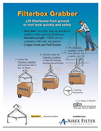 HVAC Filter Box Grabber A 'Must-Have' Tool for All HVAC Maintenance